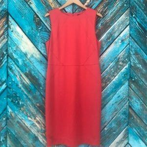 The Limited Sleeveless Sheath Professional Dress